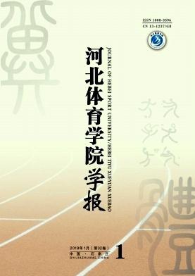 《河北体育学院学报》双月刊
