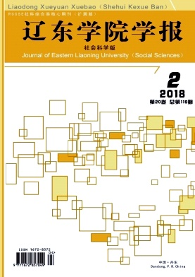 《辽东学院学报(社会科学版)》社科类双月刊
