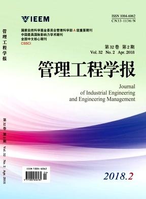 《管理工程学报》核心期刊征稿