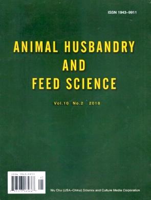 《动物与饲料科学(英文版)》双月刊