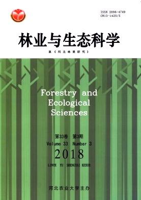 《林业与生态科学》季刊