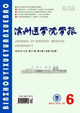 《滨州医学院学报》双月刊