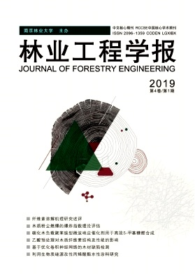 《林业工程学报》核心期刊双月刊