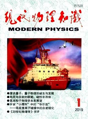 《现代物理知识》双月刊征稿