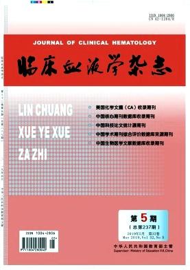 《临床血液学杂志》