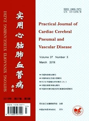 《实用心脑肺血管病杂志》