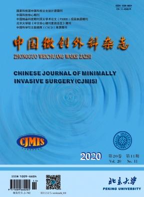《中国微创外科杂志》月刊征稿